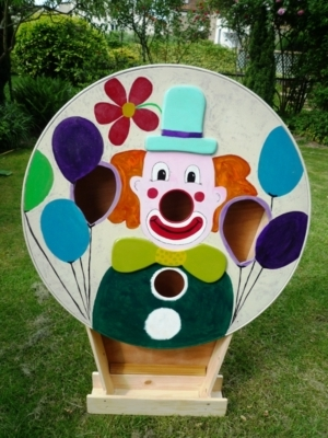 Passe Boule Clown **